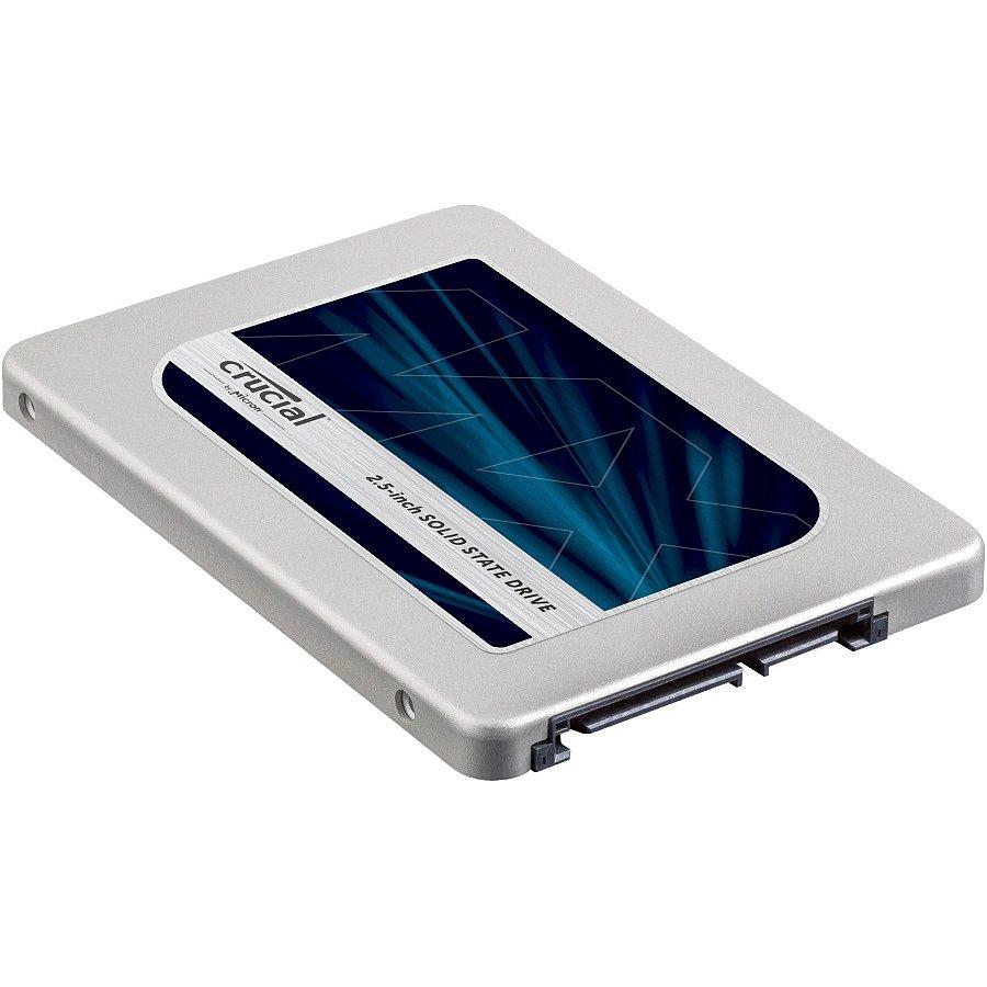 """SSD Interne 2.5"""" Crucial MX500 - 500 Go, SATA 3 (6 Gb/s),"""