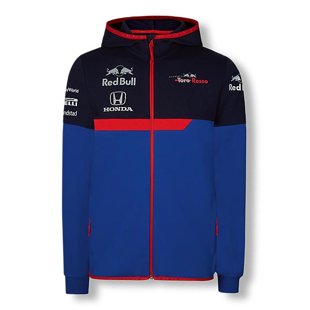 Veste zippée RedBull Scuderia Toro Rosso Official Teamline (du XXS au L) - RedBullShop.com