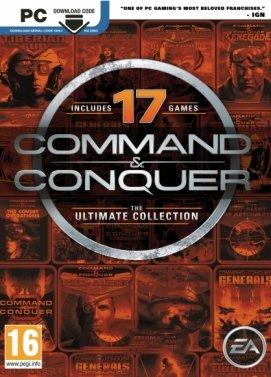 Command & Conquer Ultimate Edition (17 jeux) sur PC (Dématérialisé - Origin)