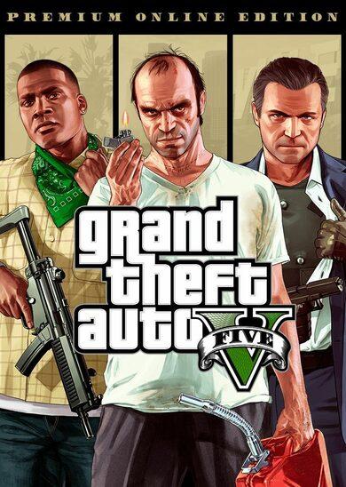 Sélection de jeux en promotion - Ex : GTA V : Premium Online Edition (Dématérialisé, tous frais inclus)