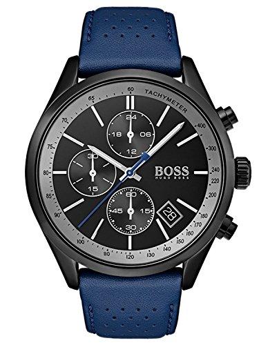 Montre analogique chronographe Hugo Boss Grand Prix 1513563