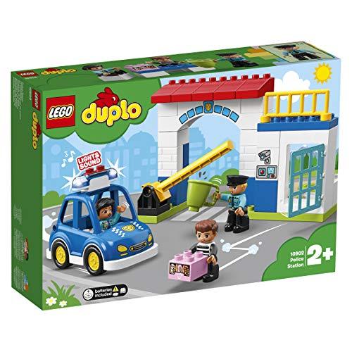 Jouet Lego Duplo - Le commissariat de police (10902)
