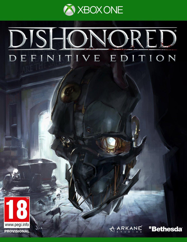 Dishonored: The Definitive Edition sur PS4 ou Xbox One (Jeu en anglais uniquement)