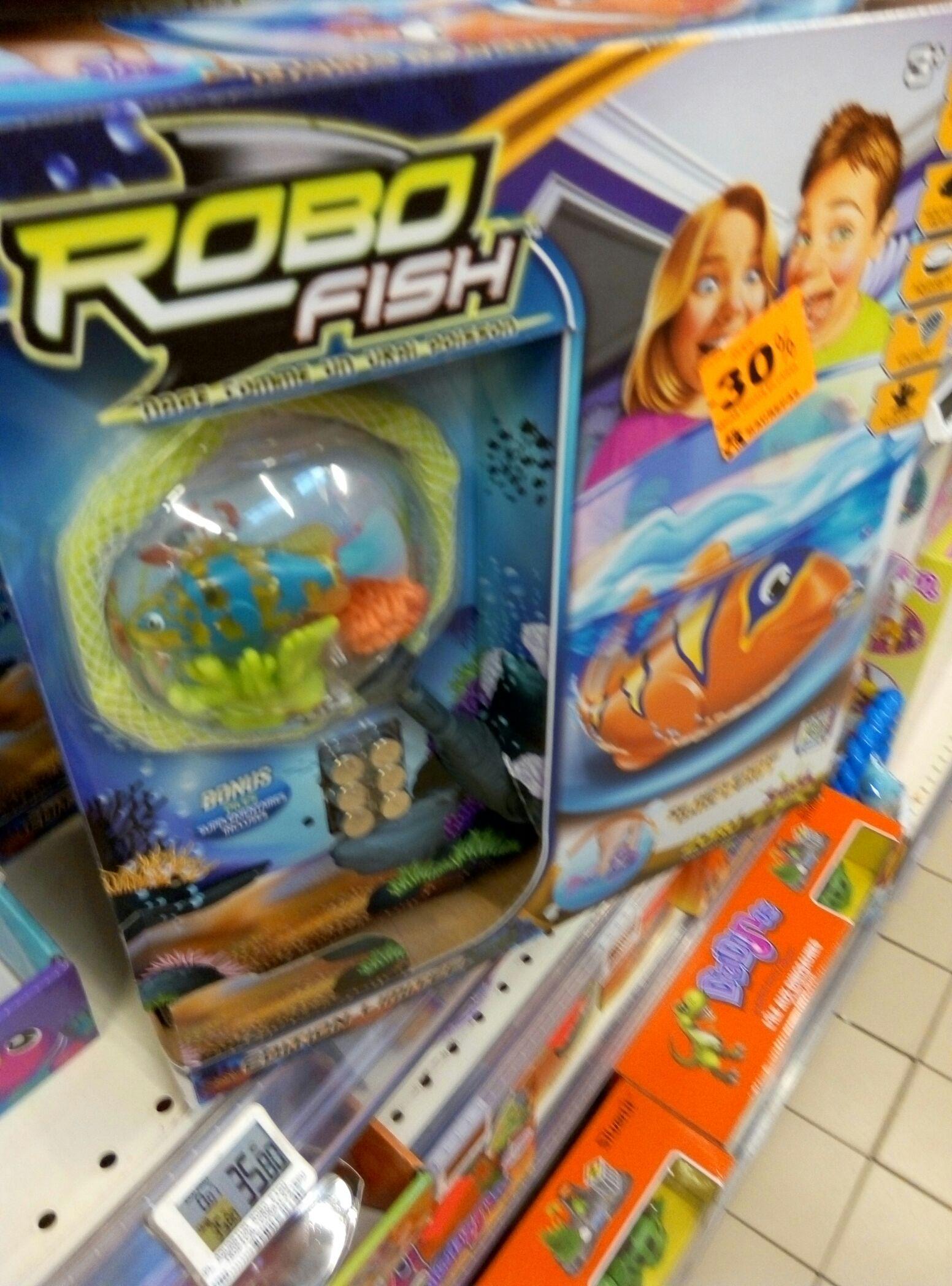 30% de remise fidélité sur une sélection de jouets