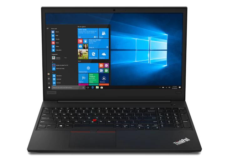 "PC portable 15.6"" Lenovo ThinkPad E595 - Full HD, Ryzen 7 3700U, 16 Go RAM, 512 Go SSD, Windows 10"