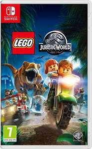 Jeu Lego Jurassic World sur Nintendo Switch
