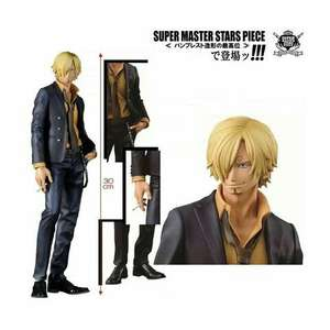 Figurine One Piece Super Master Stars Piece - Sanji 30 cm