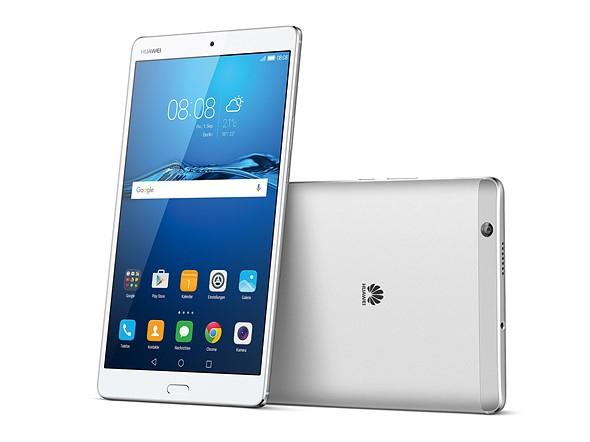 "Tablette 8"" Huawei MediaPad M3 Lite - Full HD, Snapdragon 435, RAM 3 Go, ROM 32 Go, 4G (Gris)"