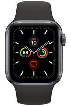 Montre connectée Apple Watch Series 5 - 44mm, GPS avec Bracelet Sport