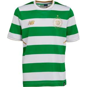 Sélection d'articles en promotion - Ex : Maillot de Football New Balance CFC Celtic Home