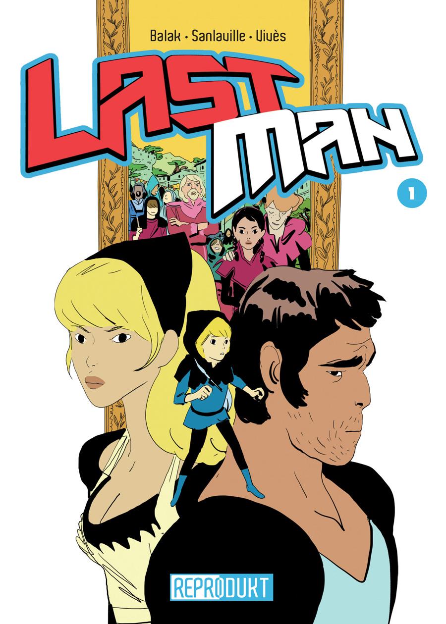 Bande dessinée Lastman (Dématérialisée)