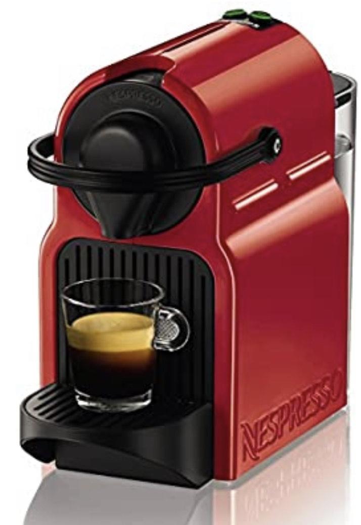 Cafetière à dosettes Krups Nespresso Inissia - YY1531FD