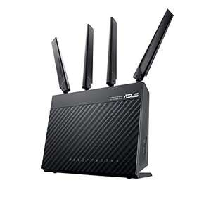Routeur Asus 4G-AC68U AC1900 - Wi-Fi, 4G LTE, Dual Band, Asus AiProtection