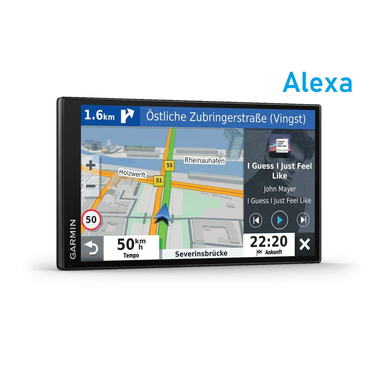GPS Garmin DriveSmart 65 avec Amazon Alexa