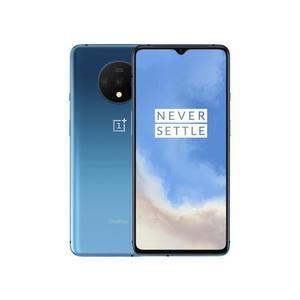 """Smartphone 6.5"""" OnePlus 7T - 256 Go, Double SIM, Bleu Glacier (Vendeur Tiers)"""