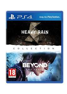 Heavy Rain & Beyond: Two Souls Collection sur PS4 (Version Anglaise)