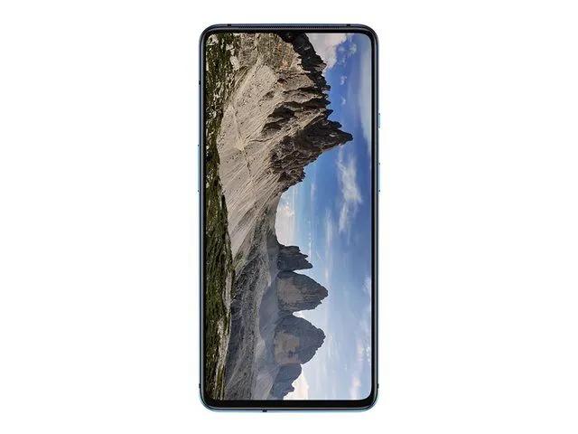 """Smartphone 6.55"""" Oneplus 7T - 128 Go, Bleu (409€ via le code HT20, +21,45 € en SuperPoints)"""