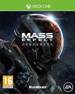 Mass Effect Andromeda sur Xbox One (+0.35€ en SuperPoints)