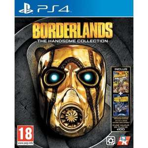 Jeu Borderlands The handsome collection sur PS4 (vendeur tiers)