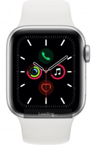 Montre Connectée Apple Watch Series 5 GPS - 40mm