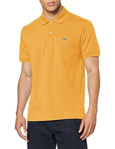 Polo homme Lacoste - Moutarde, Taille S