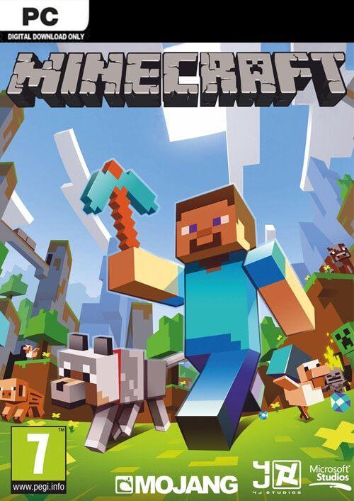 Jeu Minecraft - Windows 10 Edition sur PC (Dématérialisé)