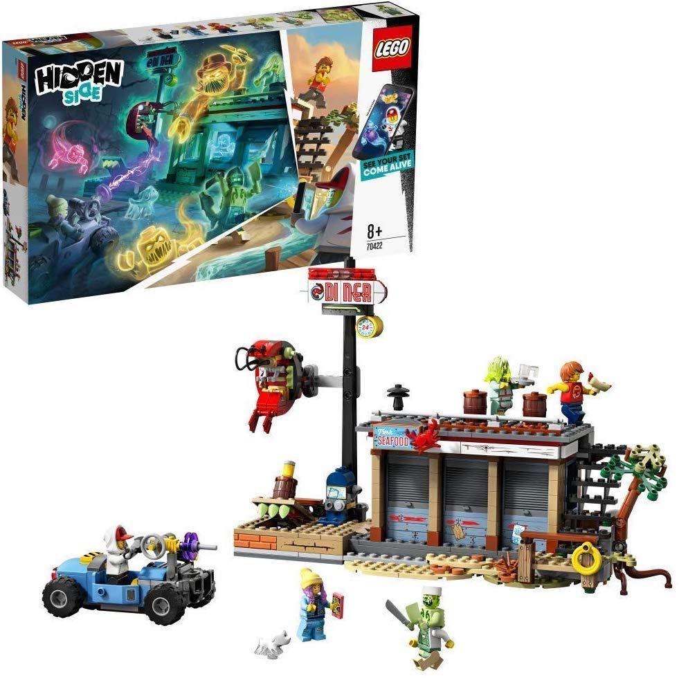 Sélection de Lego en promotion - exemple : le Restaurant Hanté n°70422