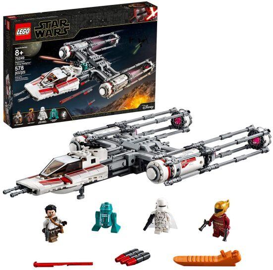 LEGO Star Wars; Y-Wing Starfighter (75249)