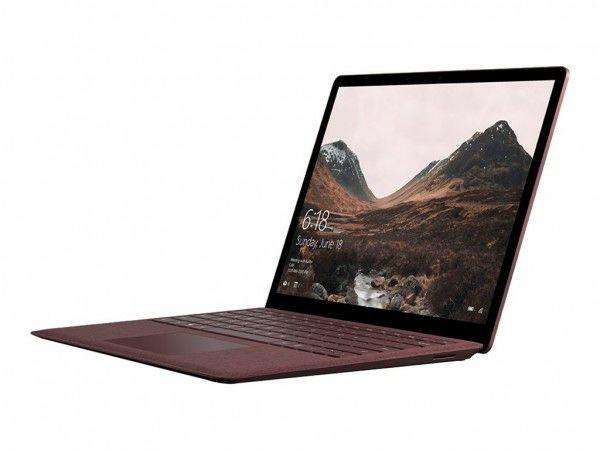 "PC Portable 13.5"" Microsoft Surface Laptop - i7-7660U, 16 Go de Ram, 512 Go SSD, Clavier QWERTZ (easynotebooks.de)"
