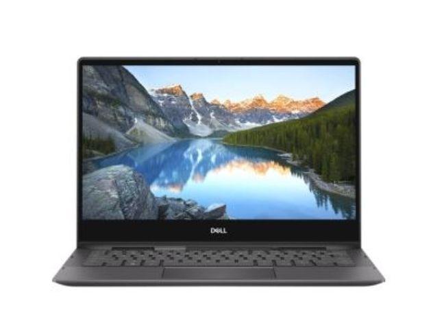 """Ultra-portable 13"""" Dell Inspiron 7391 2-in-1 - Intel Core i7, 8 Go RAM, 512 Go SSD, Noir"""