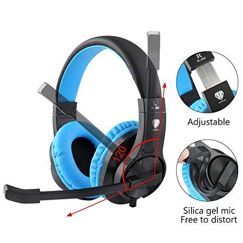 Micro-casque filaire BlueFire - Pour PS4 (Vendeur Tiers)