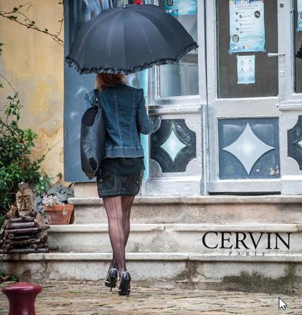 Sélection d'articles en promotion - Ex : Collant Couture Seduction (cervin-store.com)