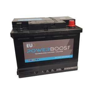 25% de réduction sur une sélection batteries de voiture - Ex : Batterie de voiture Powerboost L03 12V 70Ah 680A (power-manutention.fr)