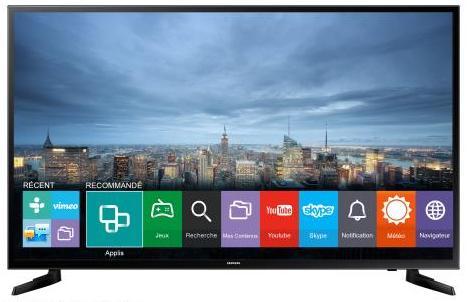 """TV 48"""" Samsung UE48JU6000 - 4K - Smart TV"""