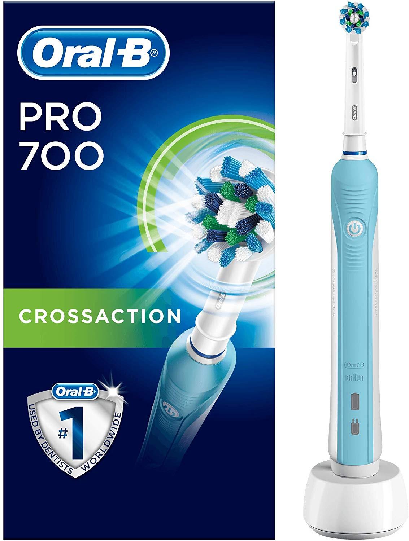 Brosse à dents électrique Oral-B Pro 700 Cross Action