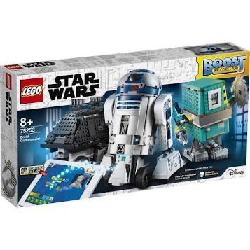 LEGO Star Wars - Boost Commandant des Droïdes