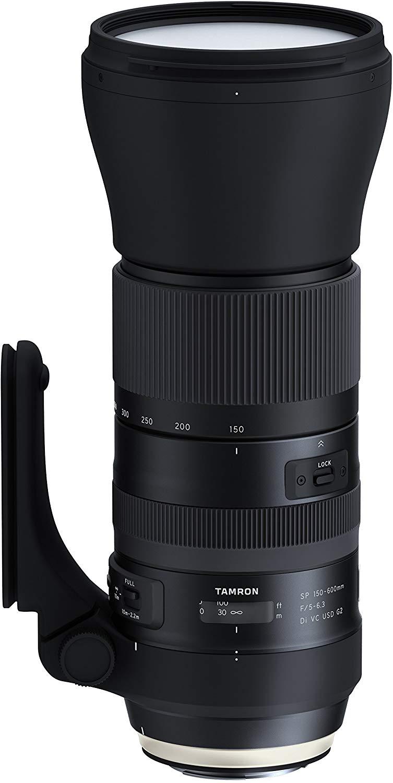 Objectif Tamron SP 150-600mm F/5.0-6.3 Di VC USD G2 - Monture Canon