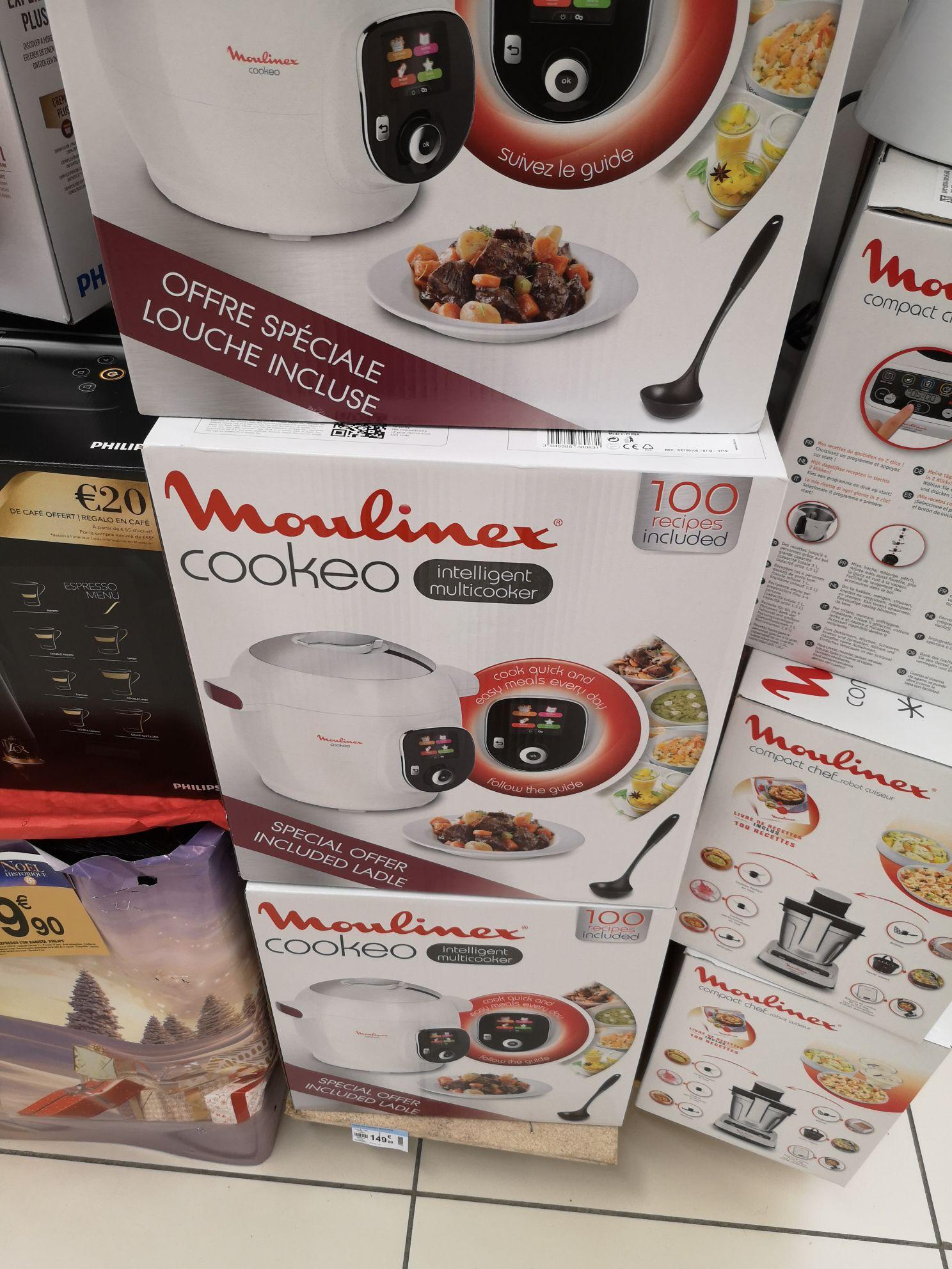 Multicuiseur Moulinex Cookeo CE700100 (100 recettes) - Montréal-la-Cluse (01)