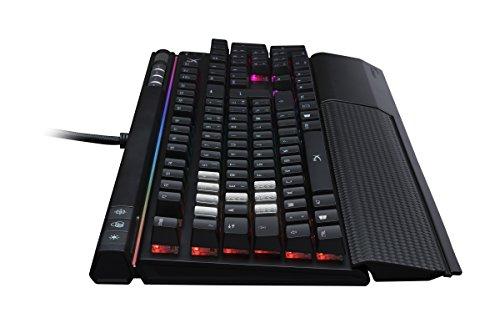 Clavier Gaming mécanique HyperX HX-KB2RD2-FR Alloy Elite RGB - Cherry MX Red