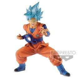 Sélection de Figurines Banpresto Dragon Ball Z - Ex: Goku Blue (kamehashop.fr)