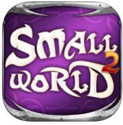 Jeu Small World 2 sur iOS