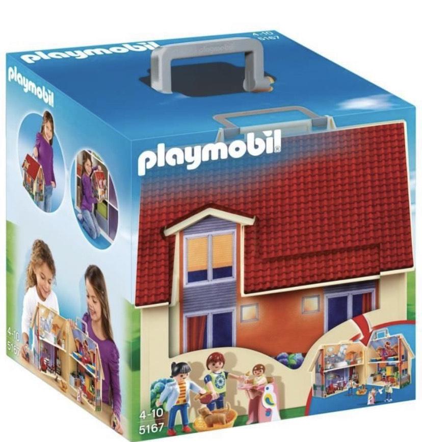 Jouet Maison Playmobil Transportable 5167 - Mérignac (33)
