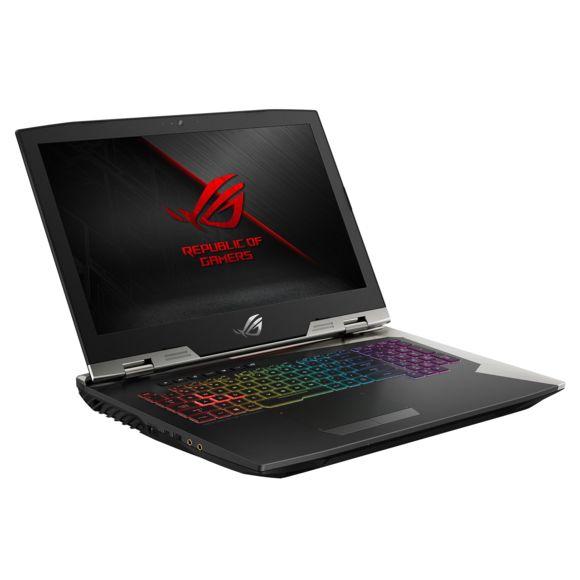 PC portable 17' Asus Griffin-GZ755GX-E5004T - i7-8750H, 32 Go de Ram, SSD 512 Go + 1 To, GeForce RTX 2080, Windows 10