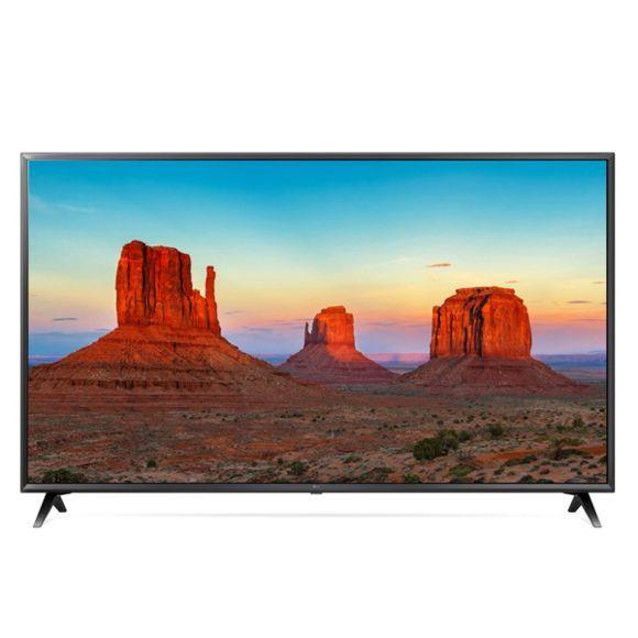 "TV 65"" LG 65UK6100PLB - LED, UHD 4K, Smart TV, 3 * HDMI, Classe énergétique A"