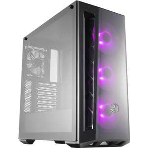 Boitier PC Cooler Master MasterBox MB520 RGB, Noir