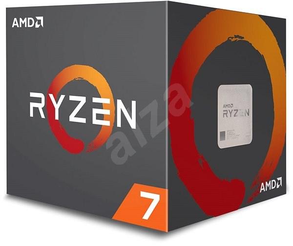 Processeur AMD Ryzen 7 2700 - 3,2 GHz, Socket AM4 + Borderlands 3