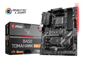 Carte Mère MSI B450 Tomahawk Max (Frontaliers Allemagne)