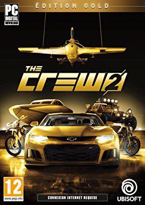 The Crew 2 Édition Gold sur PC (Dématérialisé - Uplay)