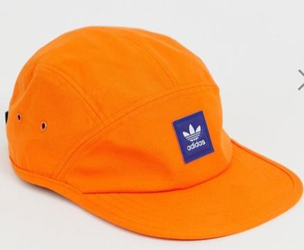 Casquette Adidas Skateboarding - Orange