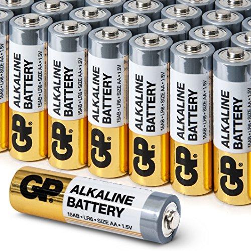 Pack de 32 piles AA LR06 GP - Haute Performance 1.5 V (Vendeur Tiers)